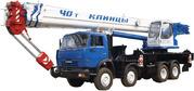Автокран КлинцыКС-65719-1КНовый