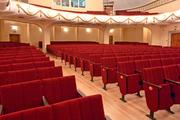 Кресла для кинотеатров, аудиторий. Обустройство залов, планировка, произв