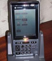 Продам кпк(терминал сбора данных) Casio Cassiopeia IT-600 M30R.