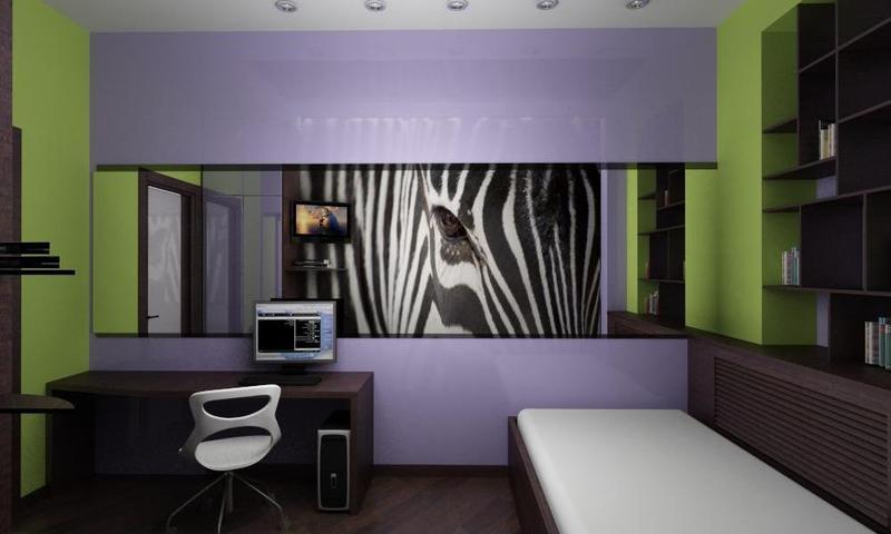 фотообои зебра: