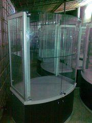 Витрины стеклянные,  торговое оборудование продам