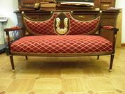 ремонт и изготовление мягкой мебели любой сложности