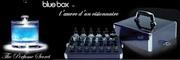 BLUEBOX - аромат,  такой же индивидуальный,  как и Вы сами...