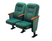 Кресла для зрительных залов,  театров,  кинотеатров и залов ожидания.