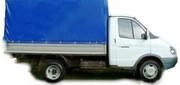 Автоперевозка Харьков Украина Газель-фургон.17 м.куб.