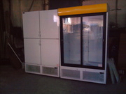 Продам холодильные шкафы б/у