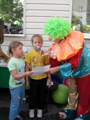 Детский праздник-весело.Харьков