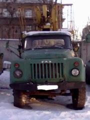 Продам,  Спец-автовышка ГАЗ-53 , 12м локтевая ,  возможен  торг.