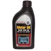 Моторное оригинальное масло TOYOTA 5W-30 (00279-1QT5W) 0.946mL