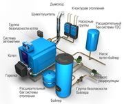 Отопление,  сантехника,  водопровод,  водоподготовка,  фильтрация. Монтаж