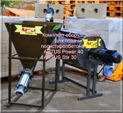 Линия-Комплект оборудования для изготовления и заливки полистиролбетон