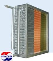 Конденсаторно-испарительные блоки фирмы GUNTNER  для тепловых насосов