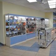 Торговое оборудование для торгового цента,  выставочного зала