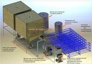 Мобильный завод по производству блоков из полистиролбетона Украина