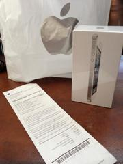 Apple iPhone 5 64GB & iPad 3 Wifi Wifi