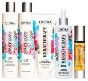 Diora KERATHERAPY кератиновое выпрамление и лечение волос. у нас лучш