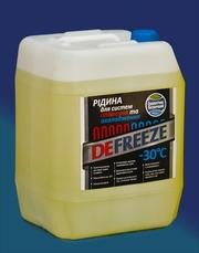 Жидкость для систем отопления и охлаждения Defreeze