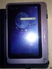 Texet TB-723A Titanium + флешка 4GB + чехол