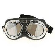 Очки мото вело скутер защитные тонированные линзы