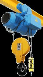 Продам таль электрическая болгарская Т10232  г/п  0, 5 т ,  в/п  12 м