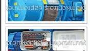 Продам тельфер электрический г/п 2 т ,  6 м,  таль электрическая 2000 кг