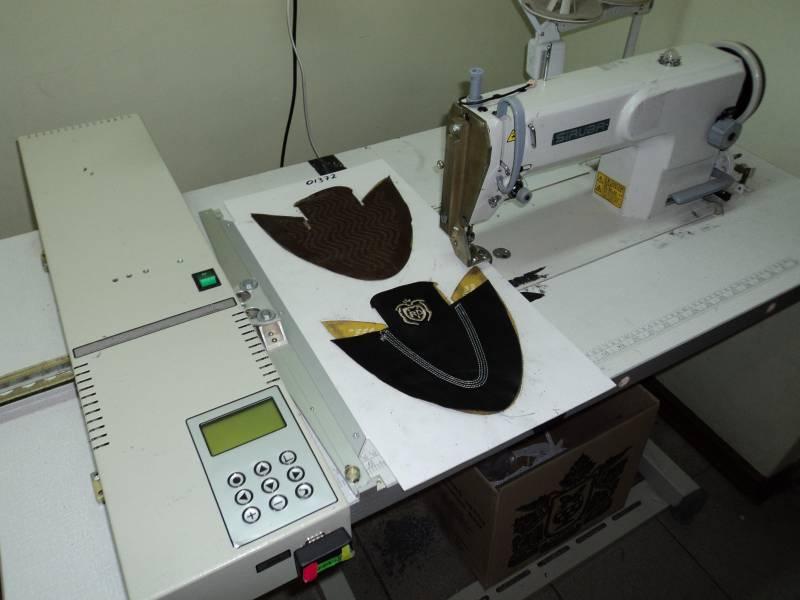 Все для производства обуви.Обувное и вышивальное оборудование от производит