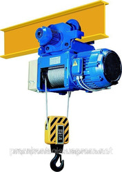 Купить электротельфер HVAT 64 г/п 16000 кг , HVAT 40 г/п 5000 кг , HVAT