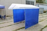 Палатки торговые шатры