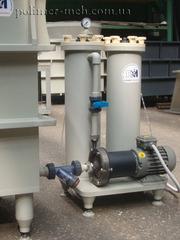 Гальванические и химические насосно-фильтровальные установки