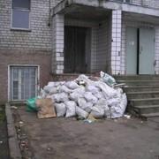 Вывоз строительного мусора в мешках по Харькову