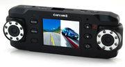 Видеорегистратор Carcam 3 X8000 с GPS и двумя камерами. Гарантия.