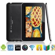 Планшет Sanei N77 8GB. Гарантия. Бесплатная доставка.
