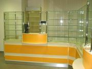 Проектирование и изготовление витрин