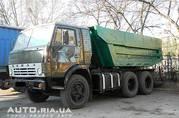 Вывоз мусора самосвалами МАЗ,  КАМАЗ,  ЗИЛ и ГАЗель.