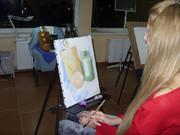 Студия рисования для взрослых и детей.