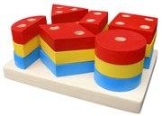 Деревянные игрушки. Кубики,  пирамидки,  шнуровки. Томик и др.