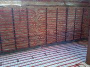 Теплый пол и теплые стены - водяные и электрические