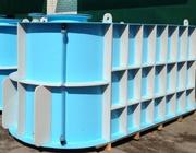 Резервуар бак для хранения и перевозки КАС Луганск Алчевск