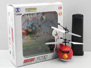 Мечта любого ребёнка Аngry Birds Helicоpter на радио управлении. АКЦИЯ