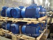 Электродвигатель АИР 132М6 7, 5 кВт/1000об/мин.
