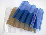 Профилированный (гофрированный) лист SUNTUF® 1260х3000 мм.