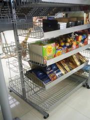 Изготовление торгового оборудования для  супермаркетов,  продовольствен
