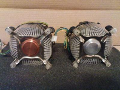 Продам охлаждениее процов 775 сокету - Компьютеры, комплектующие, периферия