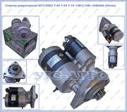 Стартер редукторный МТЗ ЮМЗ Т-40 Т-25 Т-16 12В/2, 7кВт JUBANA (Литва)