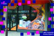 Наружная реклама в Купянске – изготовление и монтаж,  работа «под ключ»