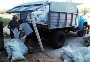 Вывоз строительного мусора и отходов в Харькове