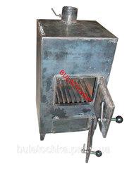 Печь твердотопливная отопительная (буржуйка)