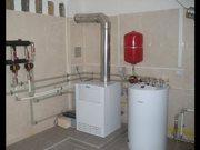 Водопровод,  отопление,  установка котлов,  теплые полы