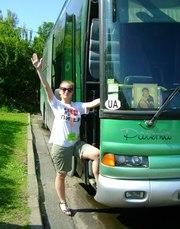 •В Ленинград на автобусе из Харькова 2015 за 850 грн