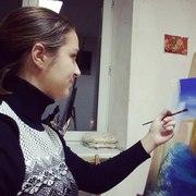Мастер классы по живописи Харьков от художницы Суворовой Виктории